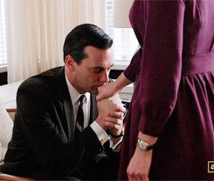 "Don et Peggy, le duo magique de ""Mad Men"""