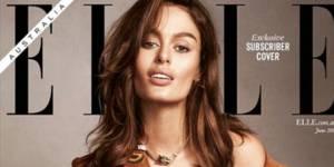 """L'édition australienne de """"Elle"""" censure une photo d'allaitement : les lectrices crient au scandale"""