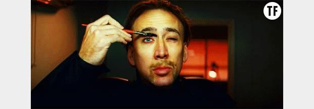 Nicolas Cage se prépare.