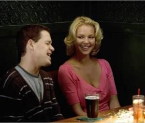 "Izzie Stevens et George O'Malley dans ""Grey's Anatomy"""