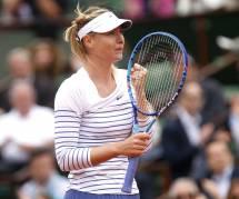 Roland Garros 2015 : Maria Sharapova en couple avec Grigor Dimitrov, sorti au premier tour