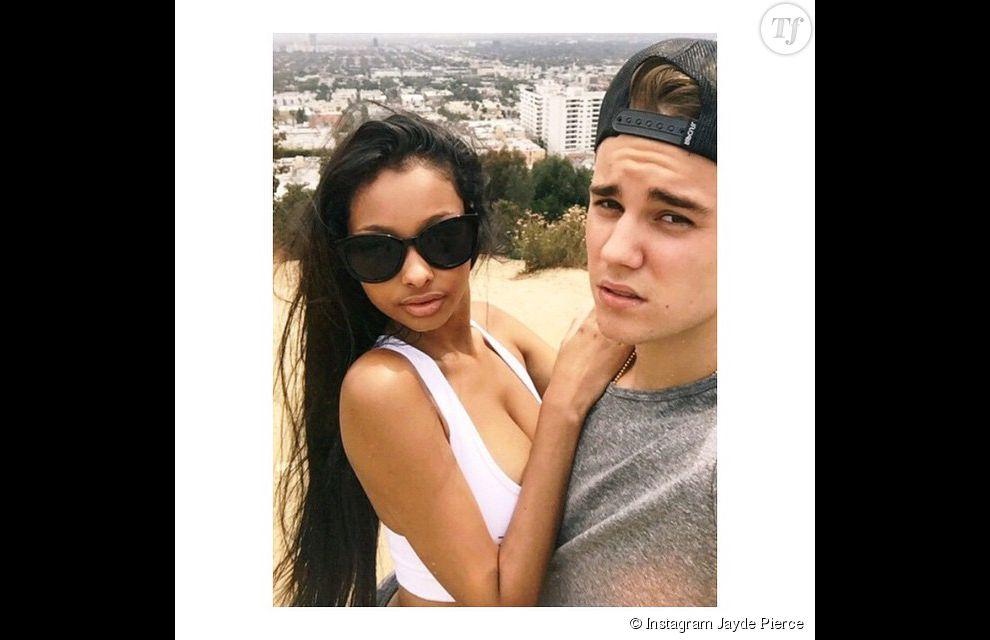 Justin Bieber et Jayde Pierce entretiennent la rumeur quant à une prétendue relation.