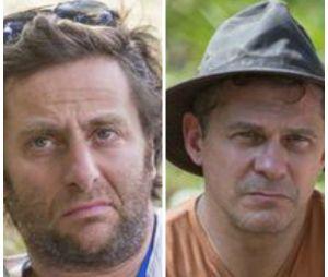 The Island : Raphaël et Frédéric sont devenus très copains dans la vie