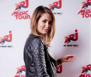 Jeny Priez au NRJ Music Tour le 8 septembre 2012.