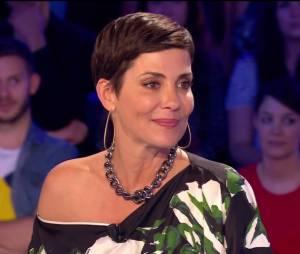 """Cristina Cordula dans """"On n'est pas couché"""""""