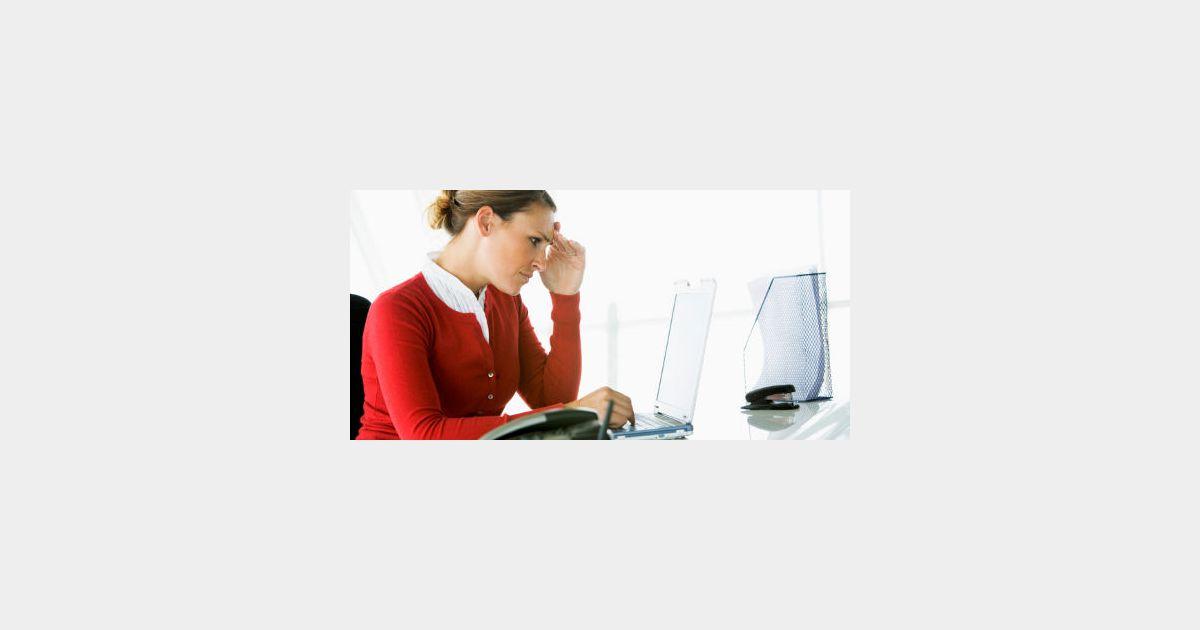 Emploi un tiers des salari s songe d missionner - Travailler dans un cabinet de recrutement ...