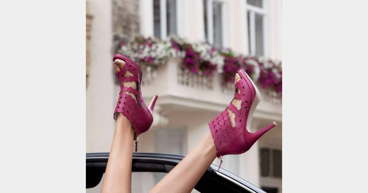 voici les chaussures talons les plus confortables du monde. Black Bedroom Furniture Sets. Home Design Ideas