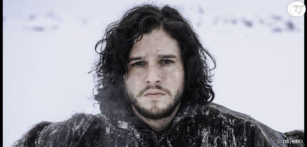 Kit Harington, alias Jon Snow