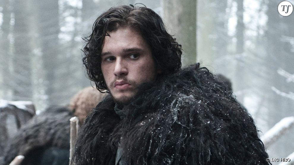 """Jon Snow dans la saison 5 de """"Game of Thrones"""""""
