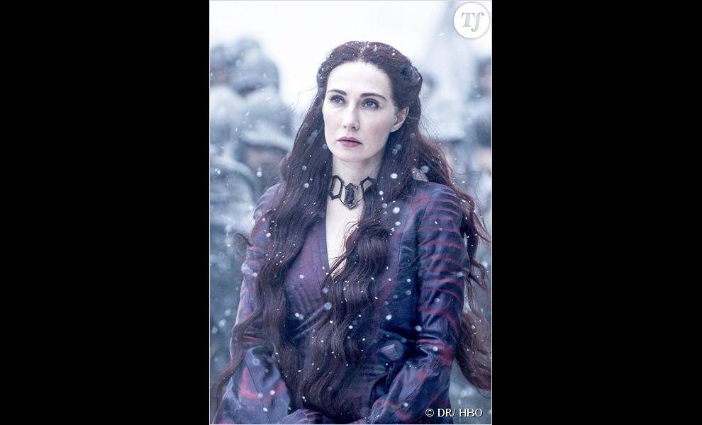 """Melisandre dans la saison 5 de """"Game of Thrones"""""""