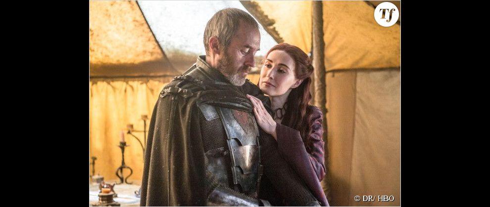 Melisandre et Stannis