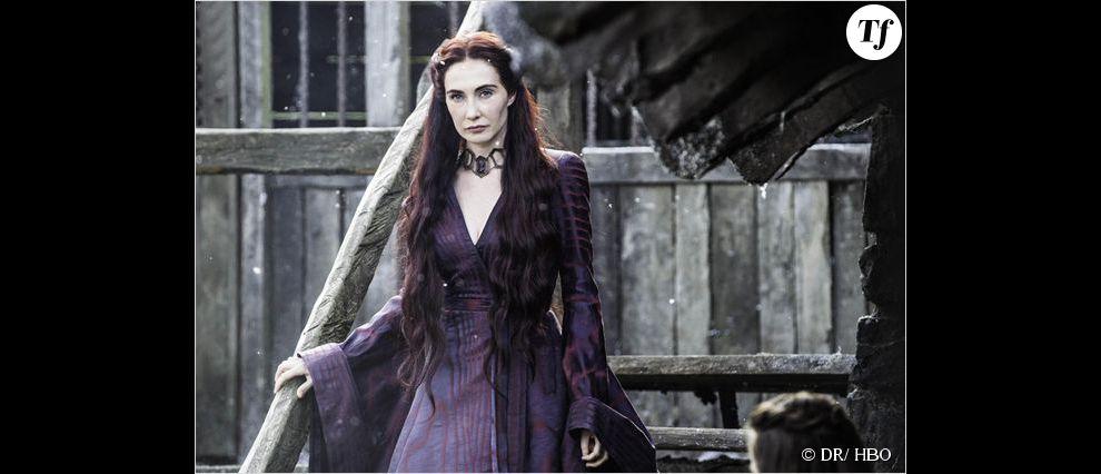 Melisandre à Castle Black