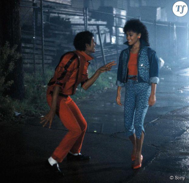 """Michael Jackson, le harceleur de rue dans """"Thriller"""""""