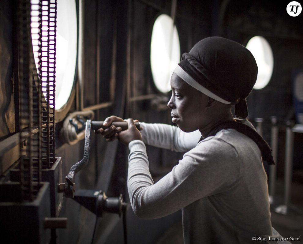 L'astronome franco-malienne Fatoumata Kebe à l'Observatoire de Paris