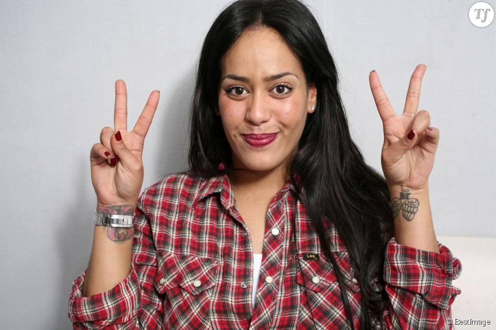 Amel Bent en 2014
