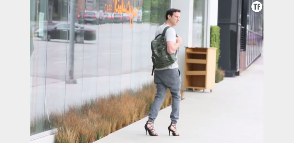 chaussure talon pour homme