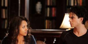 "The Vampire Diaries saison 7 : le couple Damon/Bonnie va-t-il remplacer ""Delena"" ?"