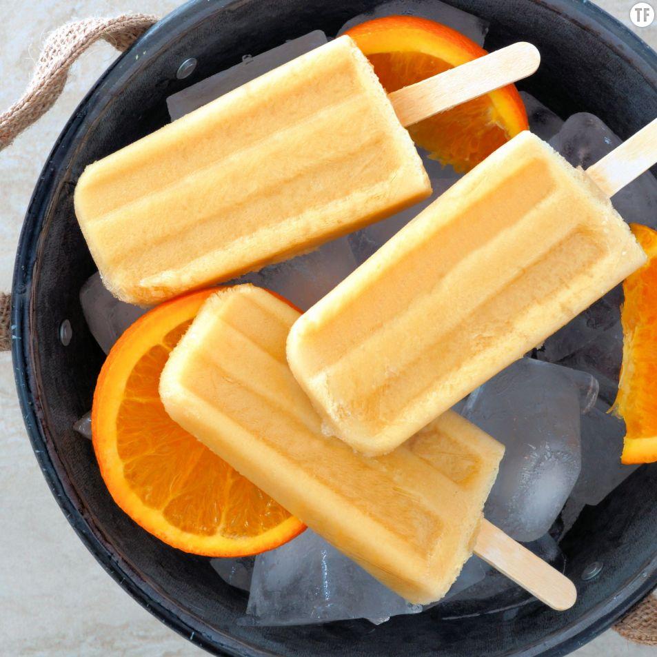 Dix recettes de glaces alcoolisées pour les apéros au bord de la piscine