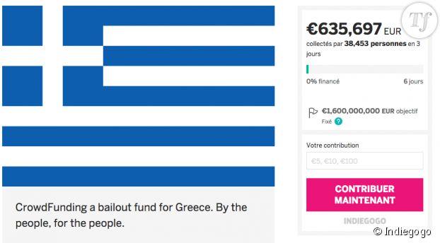 Pour l'heure, la cagnotte s'élève à plus de 635.000 euros venant de plus de 38.000 donateurs.
