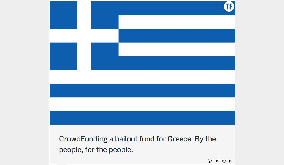 La campagne de crowdfunding lancée par Thom Feeney.