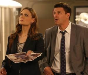 Bones saison 10 : des bouleversements au sein du couple Booth et Bones ?