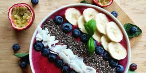 Smoothie bowl : 3 recettes succulentes pour un petit déj' super healthy