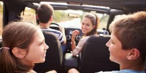 Vacances d'été : comment occuper les enfants en voyage ?