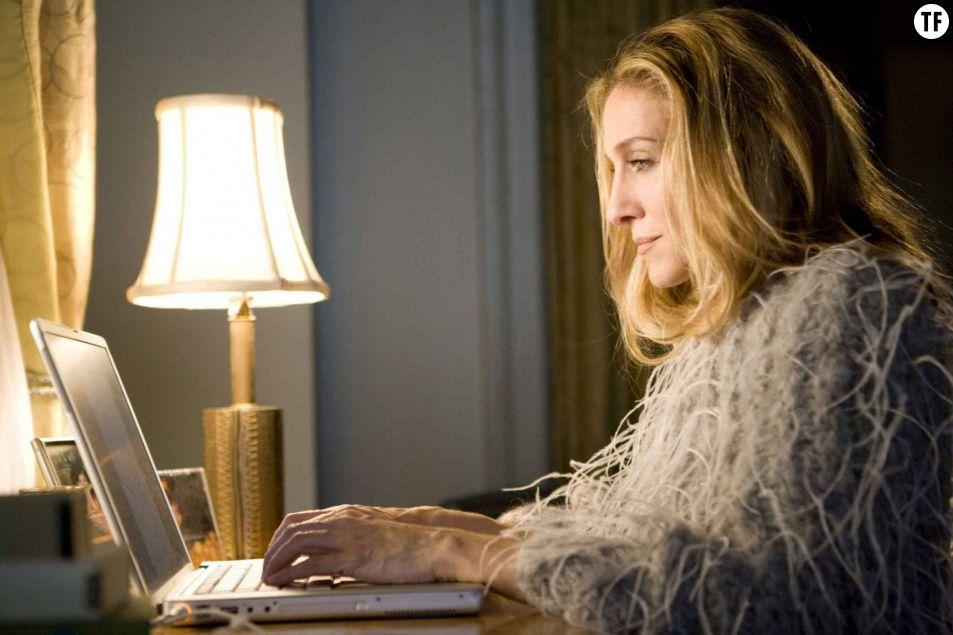Essayez quand même d'être un poil plus productive que Carrie Bradshaw.