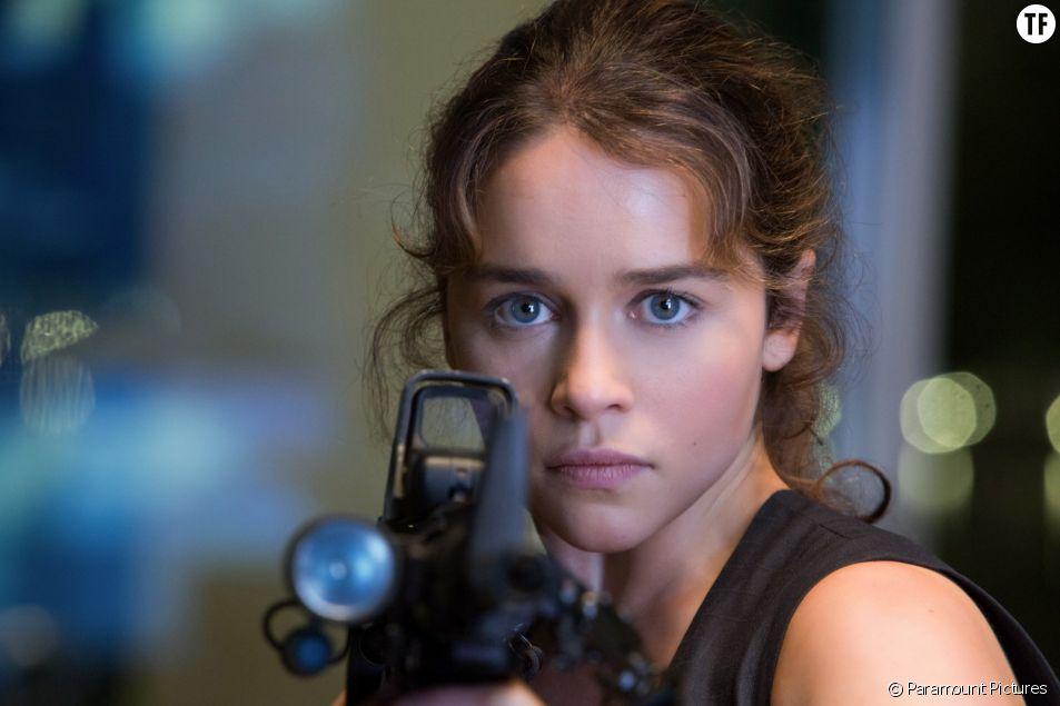 Emilia Clarke dans Terminator Genisys