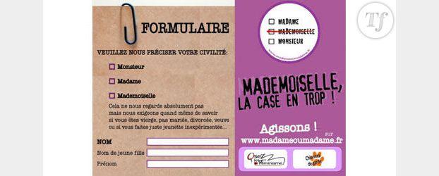 Mademoiselle ou madame : « une question de sexisme ordinaire » ?