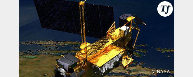 NASA : le satellite s'est crashé dans le Pacifique