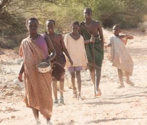 """Les """"Lost Boys"""" du Soudan tentent de trouver une terre d'asile dans """"The Good Lie"""""""