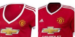 """Le maillot de foot de Manchester United """"spécial femmes"""" fait des remous"""