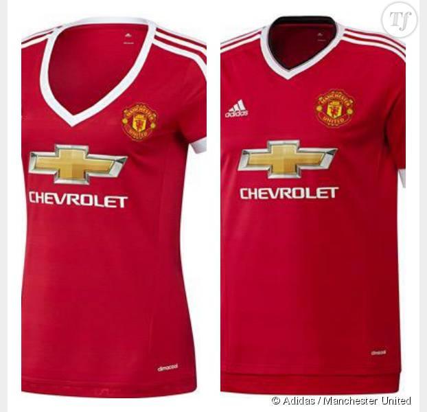 Maillot Extérieur Manchester United Femme
