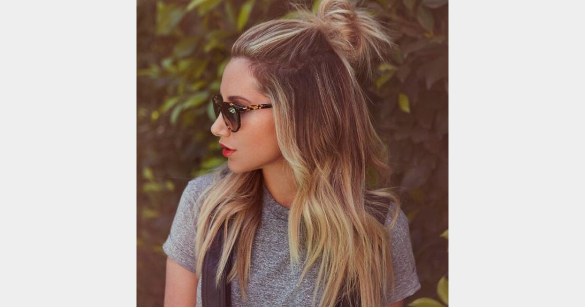 Oubliez Le Bun Le Hun Est La Nouvelle Tendance Cheveux Qui Monte Terrafemina