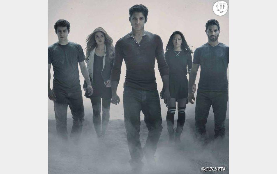 """La saison 5 de """"Teen Wolf"""""""
