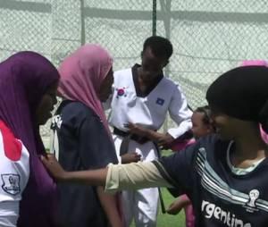 Somalie : les femmes se mettent au taekwondo pour lutter contre les viols
