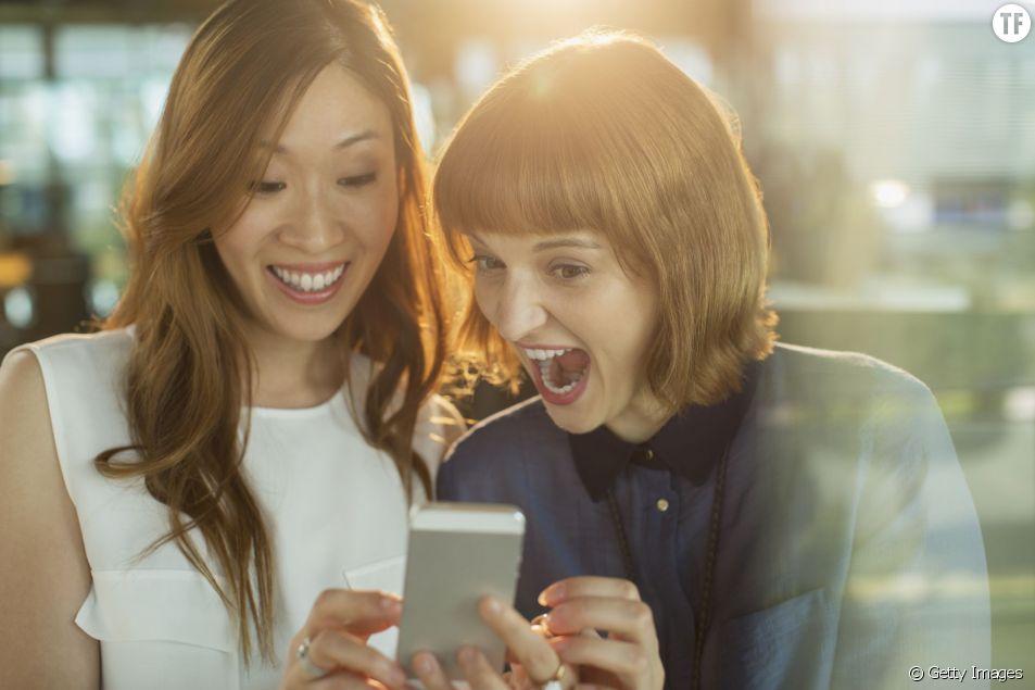 10 bonnes raisons d'avoir une meilleure amie de boulot