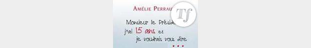 Amélie Perrault, 15 ans, écrivain polémique