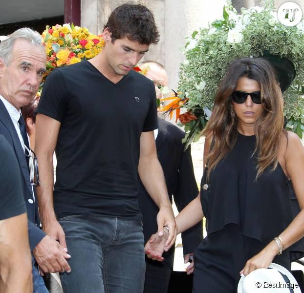 Gregory Lemarchal Karine Ferri En Couple Avec Yoann Gourcuff