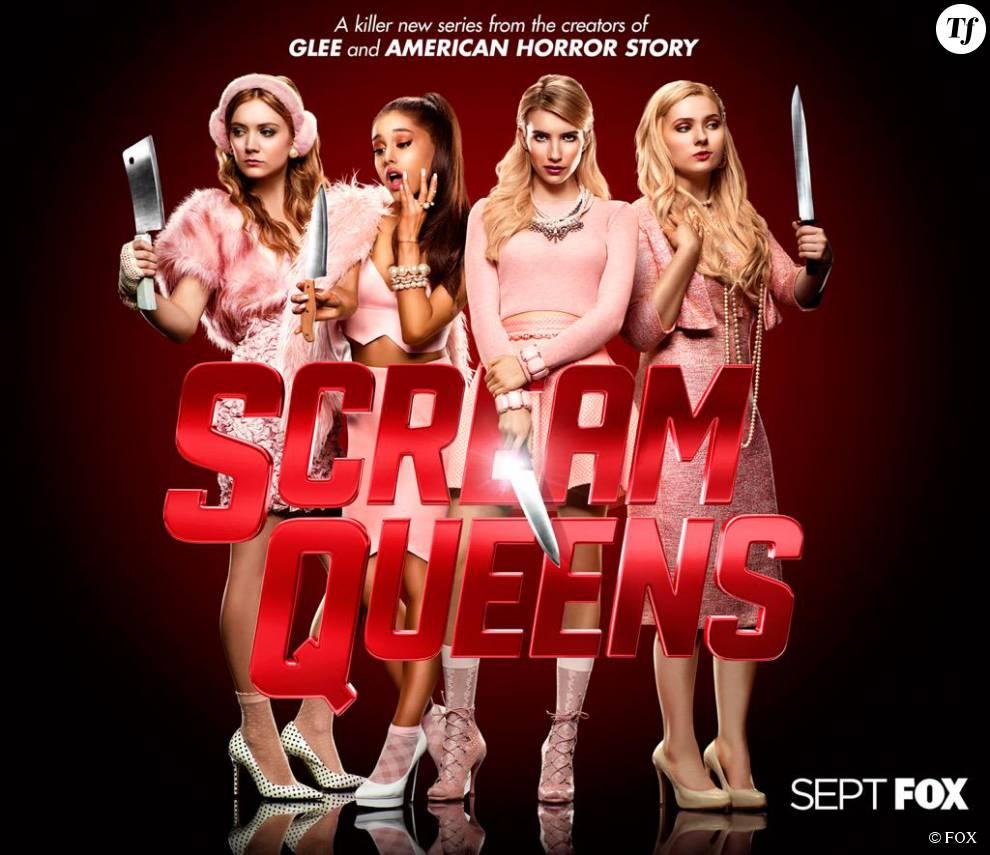 Le casting de SCREAM QUEENS