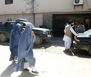 Les femmes afghanes terrorisées par les hackers sur Facebook