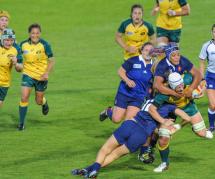 Le rugby, ce sport de gonzesses