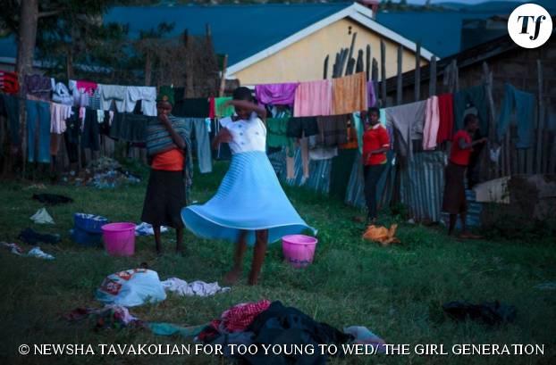 La Samburu Girls Fondation apporte sécurité et éducation, à des fillettes mariées de force par leur famille au Kenya.
