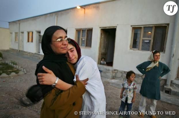 Après des années de clavaire, Mejgon a enfin trouvé refuge dans un établissement géré par les Nations Unis en Afghanistan.