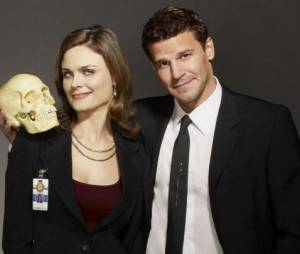 Bones : le couple Booth & Brennan