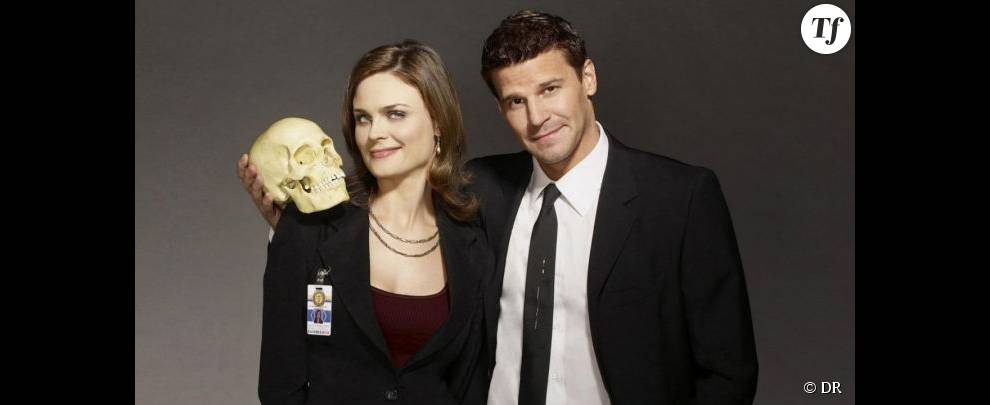 Bones : le couple Booth & Brennan