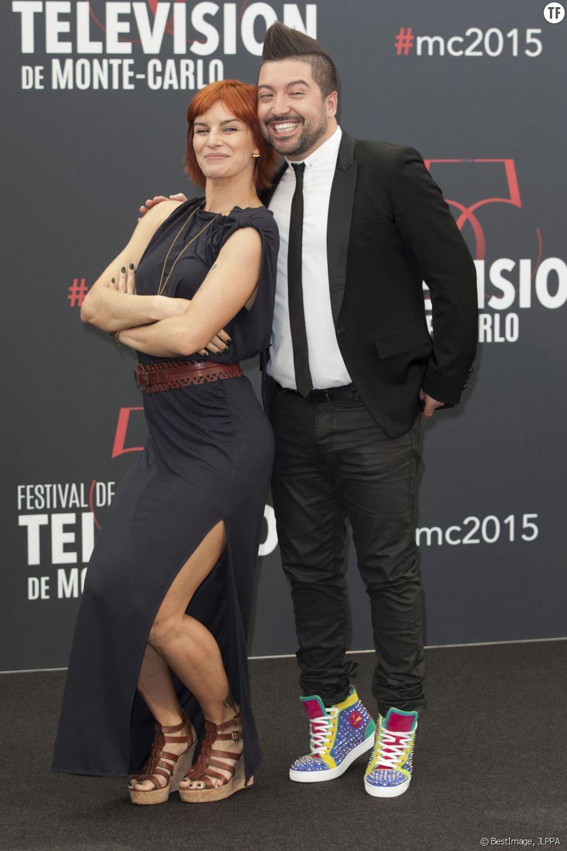 Fauve Hautot et Chris Marques, deux des membres du jury de Danse avec les stars 6