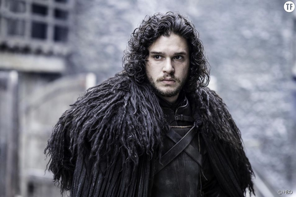 Kit Harington alias Jon Snow dans Game of Thrones