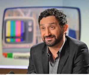 L'animateur de Touche pas à mon poste, Cyril Hanouna